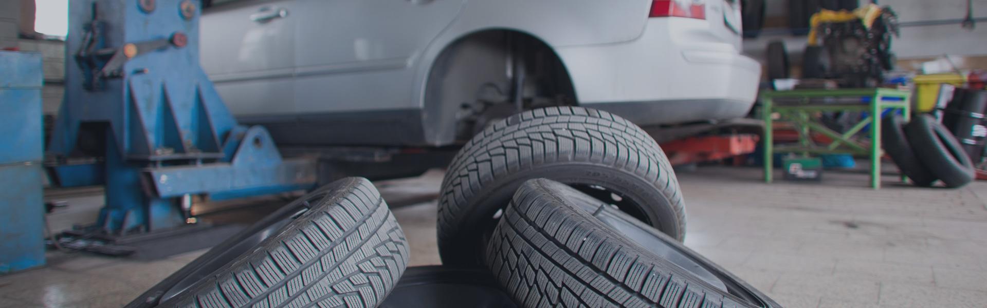 Tyre Fitting Macclesfield